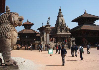 Bhaktapur-Durbar-Nepal